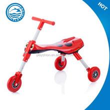 4 Wheel Push/Scoot Ride-On