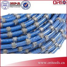 8.0mm Plastic Coated Used on Multi-Wire Machines Wire Saw Cutting