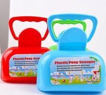 Wholesale plastic pooper scooper / Dog pooper scooper / Scooper easy clean up