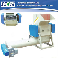 Large Capacity Plastic Crusher of recycling machine for PET Bottle