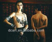 High quality beautiful nude china girls chinese style