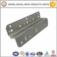 Precision Uniform yield strength Stamped Metal Parts