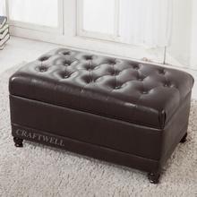 living room sofa mate rectangle storage foot stool