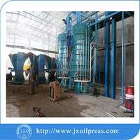 Low invest and consumption small coconut oil mill machinery
