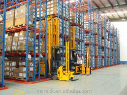 Suitable american type long beam pallet rack from China