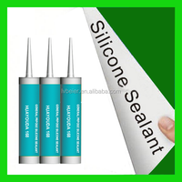 Universal acetic glass silicone sealant for doors and windows