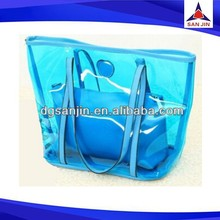 2015 Hot Selling Fashion Beautiful Customized PVC Travel Cosmetic Bags