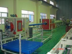 16-250mm Plastic PVC Pipe Extrusion Machine Price