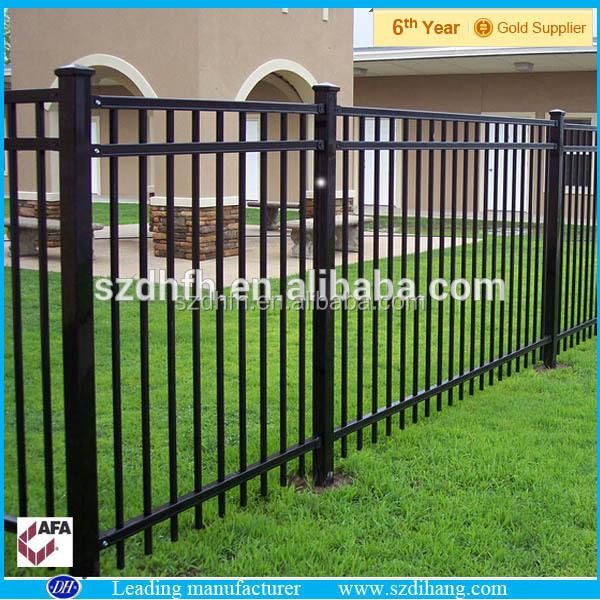 cerca de jardim ferro:Wrought Iron Fence Panels