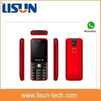 Chino dual sim telefono celular baratos con Whatsapp facebook