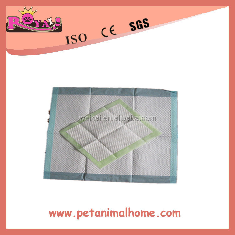 High absorbent disposable waterproof pet pad