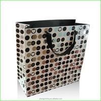 new design custom door gift paper bag