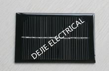 Monocrystalline Epoxy Solar Panel 5.5V 1W
