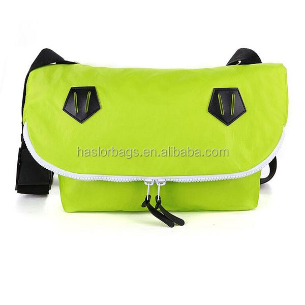 Trendy design couleurs filles épaule sacs pour l'école