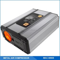 Portable DC 12V Metal Air Compressor/Pump DC 12V Tire Inflator