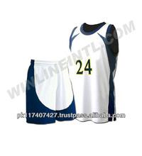 Custom Basketball uniform / sublimated basketball uniforms