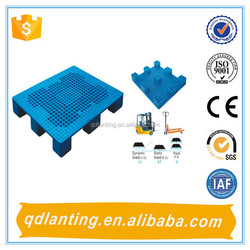 Plastic Material and 4-Way Entry Type plastic pallet