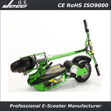 CE Approval 500W motor 36V12Ah battery retro electric scooter