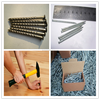 China Supplier aluminum Roofing Nails/coil roofing nails