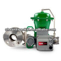 Low price Fisher CV500 eccentric plug valve
