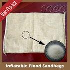 sacos de areia para inundação