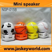 New Mini Foldable Amplified Double Speaker