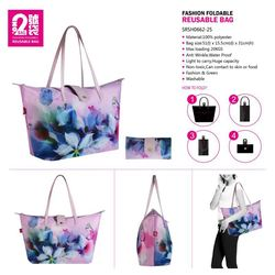 Polyester Toiletry Bag Polyester Tote Bag Fashion