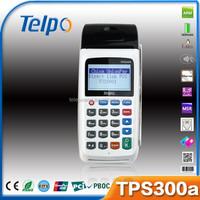 Telepower TPS300A Mobile POS Device celeron dualcore cpu pos sw serials #key2#