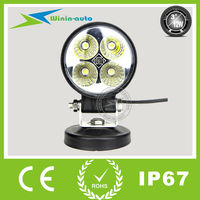 12w led driving light led 4x4 work light for motorcycle WI3121