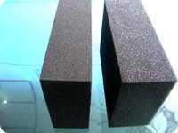 High density car polish sponge