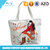 100% Natural Professional Manufacturer Top Sale Fashion Cotton Bag