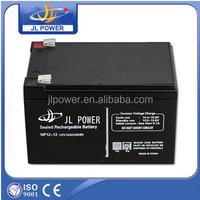 12v 10ah 20hr deep cycle battery, high quality ups 12v12ah battery, VRLA battery 12V 12ah.