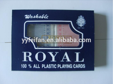 Top quality 555 playing cards, casino playing cards, logo palying cards