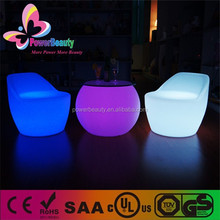 led luminous cocktail bar tables Bar furniture fashion creative personality led bar table and chairs