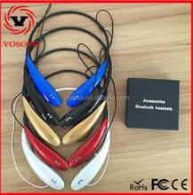 China OEM flexible bluetooth headset Sport Earphone Bluetooth For Fitness