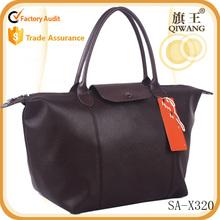 portable leather bag casual travel bag pu brand women bag