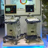 2015 new cart medical ultrasound echo