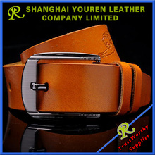 Fashion real leather embossed belt