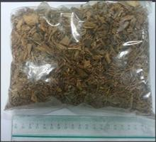 Crushed Biomass