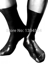 2015 Top Fashion Limited Erotic Lingerie Sexy Short Sockings Latex Socks Women Fetish Stockings Free Shipping Fast Delivery