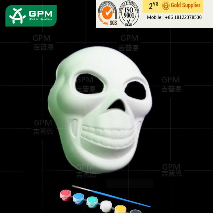 Hoe te maken van papier mache schedel masker idee n partij maskers product id 60287701440 dutch - Hoe u stuks scheidt ...