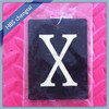 X mark coffee scents cotton paper air freshener