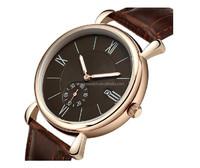 New Arrival 2 Dual Time zone Men's Quartz Wristwatch Watch