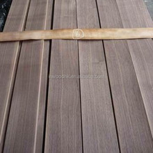 Natural American Black Walnut Wood Veneer for Office Furniture