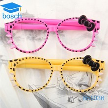 Novelty toy glasses mini ball pen for wholesale