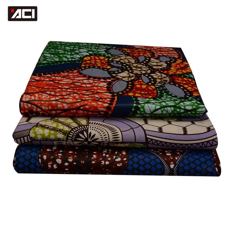 ACI Novo Design Africano Estampas de Super Cera Hollandais Belgique Gana Kente Pano Tecido