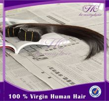 Unprocessed kinky curl chinies weave remy human hair 100% good quality de costura remy hair