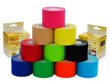 2015 multicolor kinesiology spider match game multifunction London Olympics tape ertified Kinesiology tape Reduce Pain tape