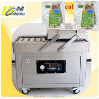 Shenhu beef steak automatic vacuum packaging machine(Factory price)