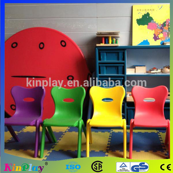 Butterfly Plastic Children Chairs For Kinderganten